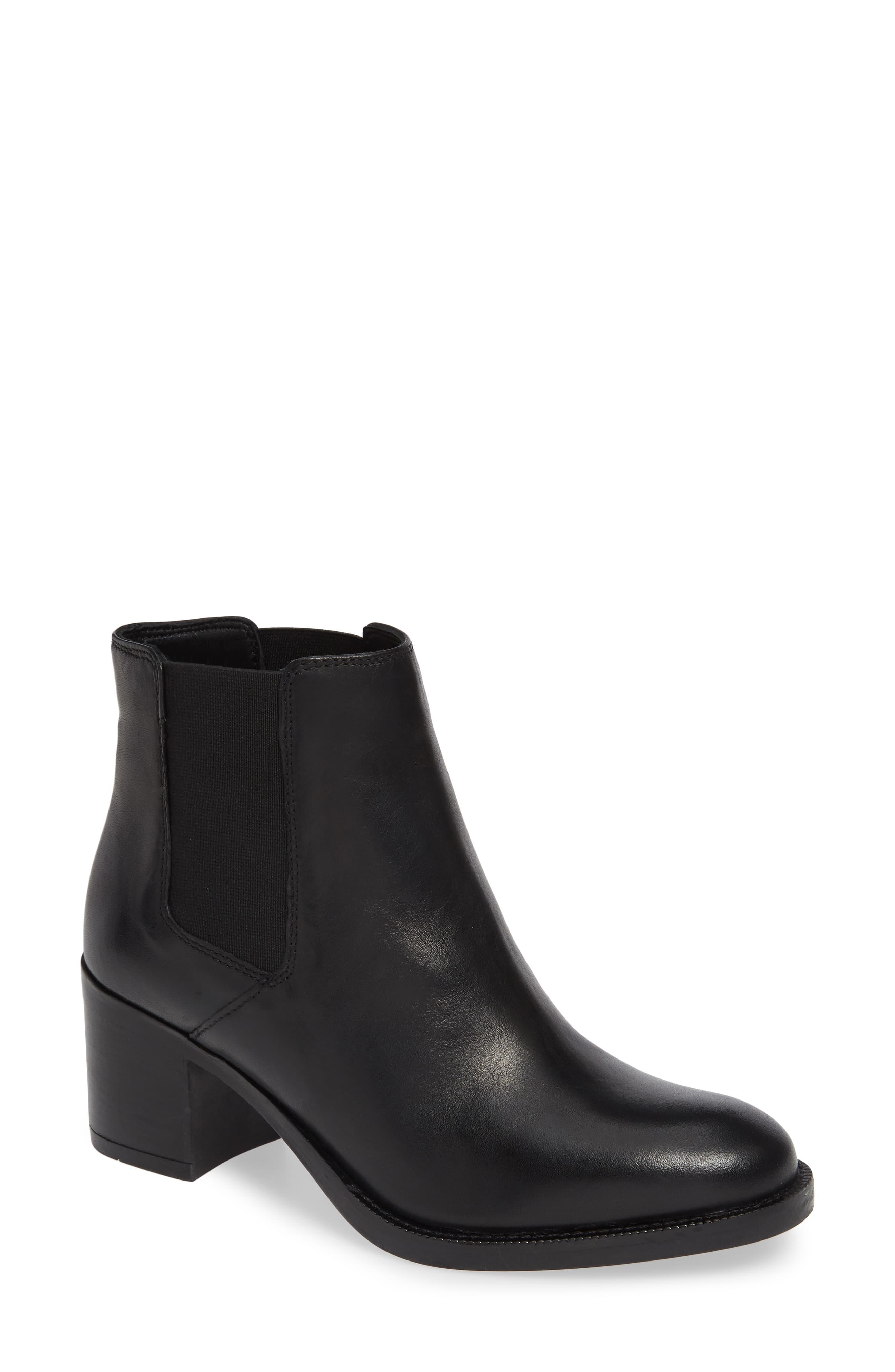 65c1944adc8 Women's Clarks Mascarpone Bay Chelsea Boot, Size 6 M - Black in 2019 ...