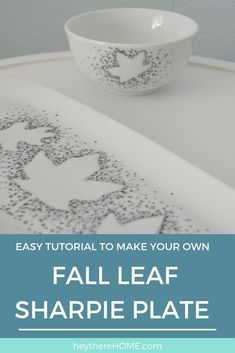 DIY Fall Leaf Sharpie Plate and Cup (and 4 more Thanksgiving projects) via @heytherehome #falldecor #diy #falldiy #fallcrafts #sharpieplate  DIY Fall Leaf Sharpie Plate and Cup (and 4 more Thanksgiving projects) via Hey There Home | DIY Home Decor #falldecor #diy #falldiy #fallcrafts #sharpieplates DIY Fall Leaf Sharpie Plate and Cup (and 4 more Thanksgiving projects) via @heytherehome #falldecor #diy #falldiy #fallcrafts #sharpieplate  DIY Fall Leaf Sharpie Plate and Cup (and 4 more Thanksgivin #sharpieplates