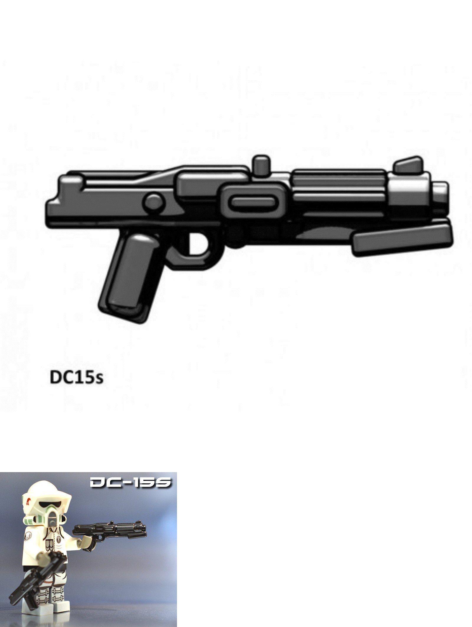 Lot of 10 Long Blaster Blasters Star Wars Long Rifle LEGO