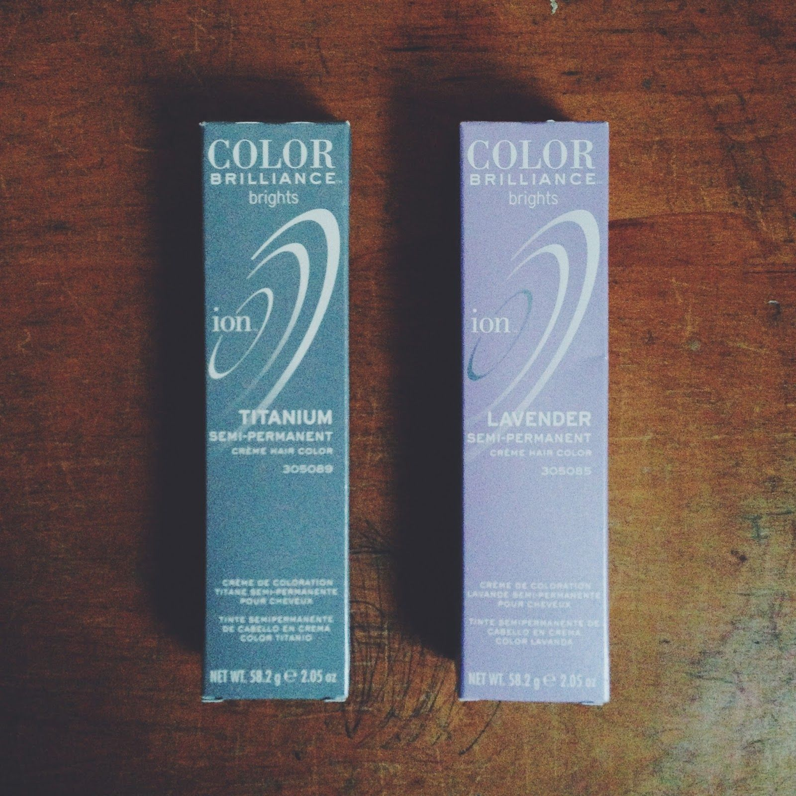 Review Ion Color Brilliance Brights Hair Color Ion Color