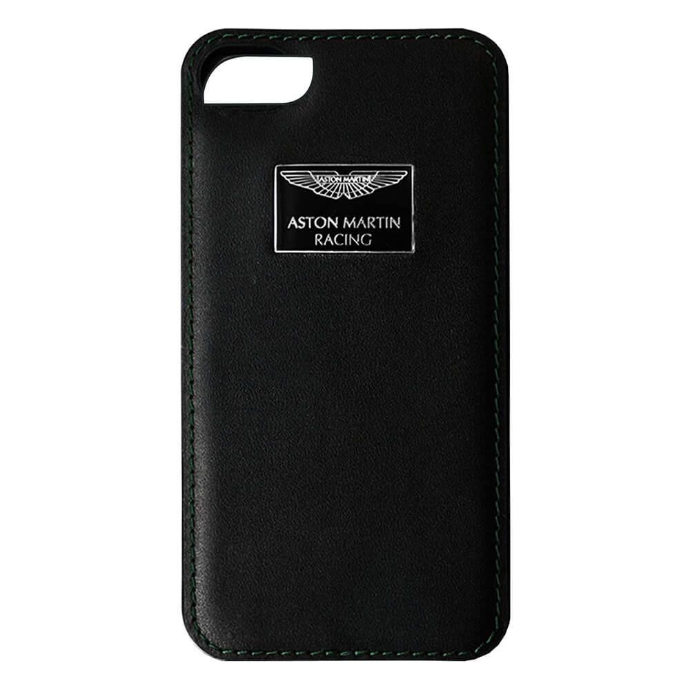 Aston Martin Racing Case луксозен кожен кейс за Iphone 6s Iphone 6 черен Aston Martin Case Phone Cases
