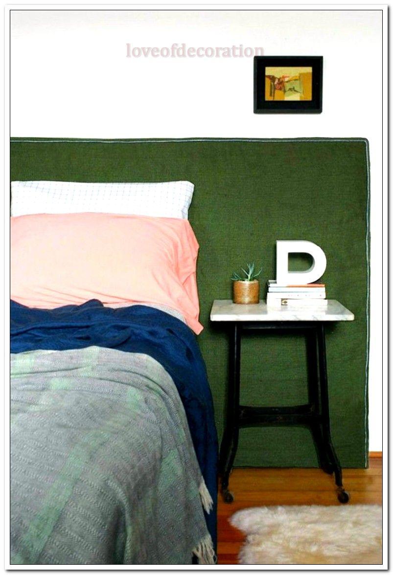 Wie Man Ein Originelles Kopfteil Herstellt Modern Schlafzimmer