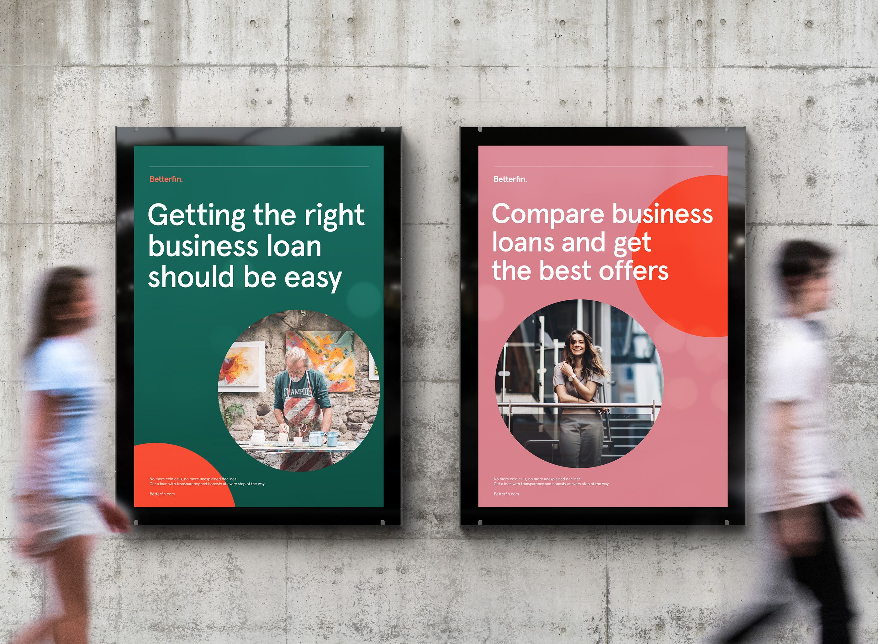 Betterfin Branding On Behance Branding Conference Design