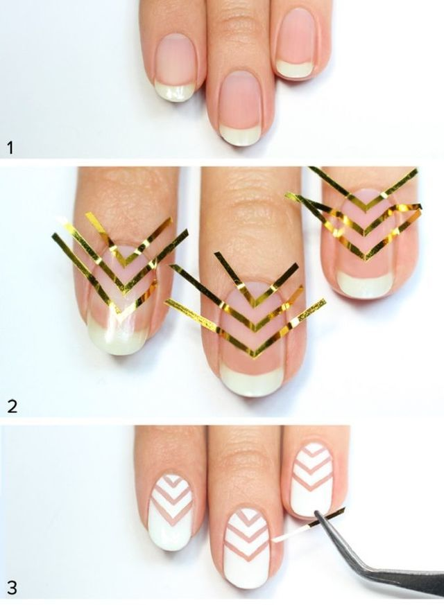 14 Nail Art Tutorials Every Girl Needs To Try