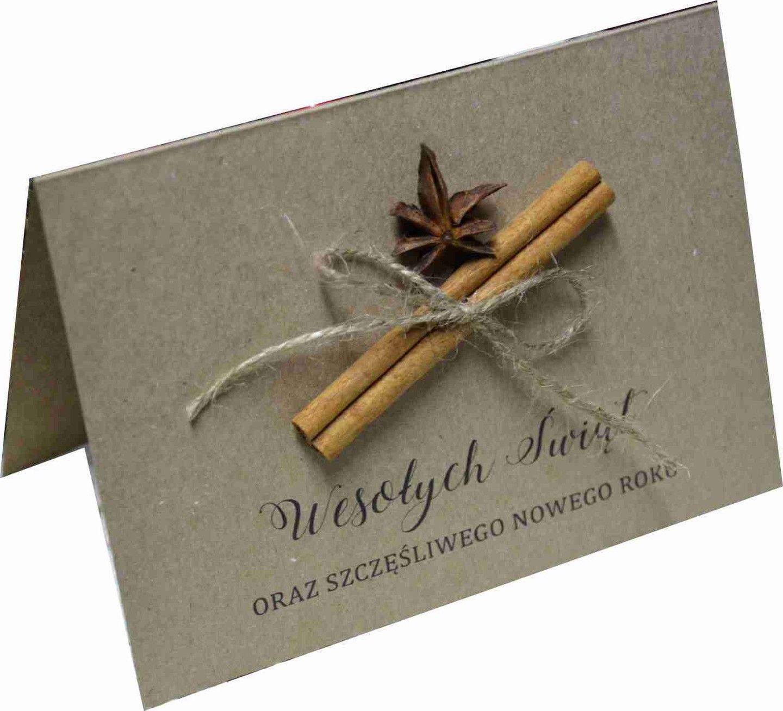 Biznesowe Kartki Swiateczne Eco Ekologiczne Fv 7019023299 Oficjalne Archiwum Allegro Card Craft Christmas Cards Cards