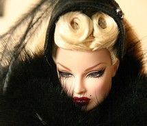 Barbie,a mysterious Dame