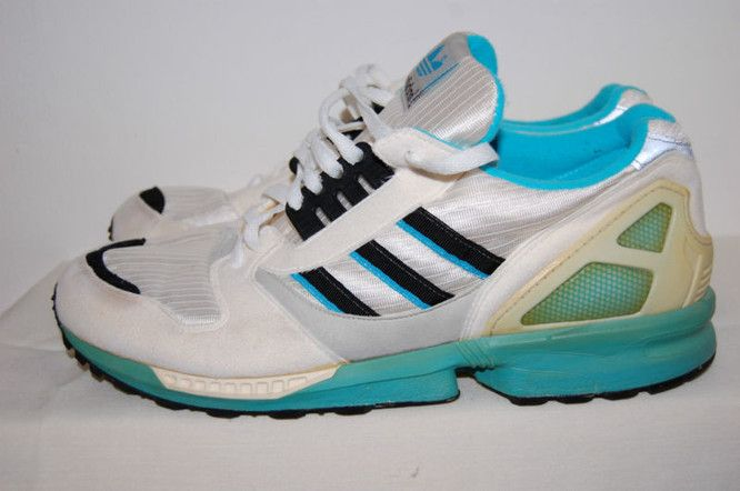 best service 3ee48 e2443 Adidas ZX 8000. Article  033555. Release  1991. Made in France.   adidasvintage  adidaszx8000