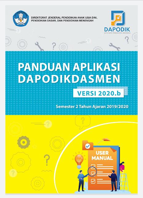 Cara Melakukan Sinkronisasi Aplikasi Dapodik 2020 B Melalui Menu Tukar Akses Pengguna Aplikasi Pendidikan Dasar Pendidikan