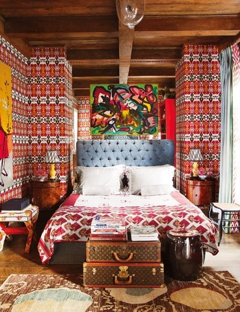 inspiring bohemian home decor
