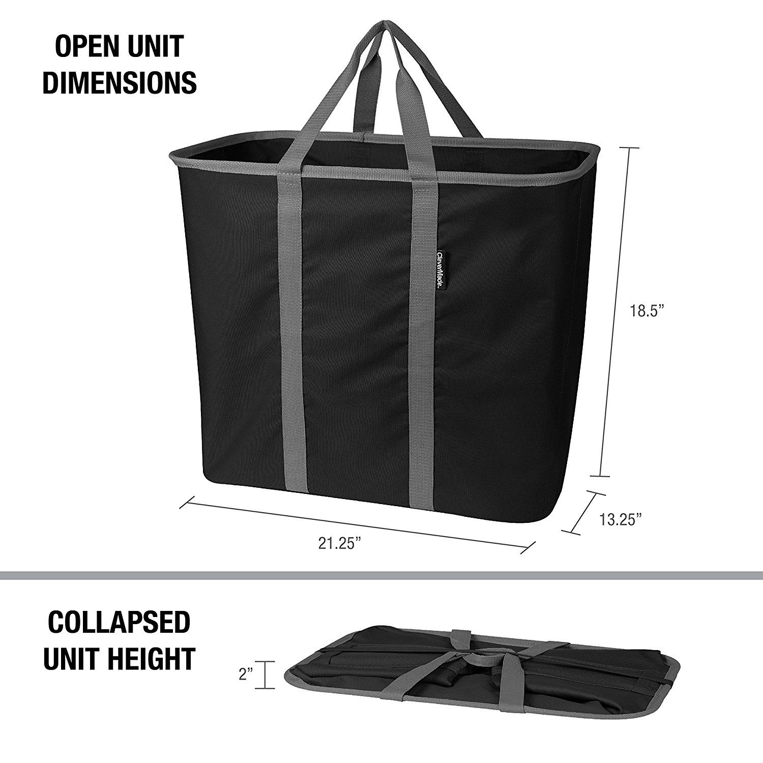 Folding Laundry Hamper Maybe Use For Puppets Collapsible