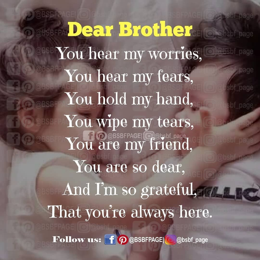 Tag Mention Share With Your Brother And Sister Brother