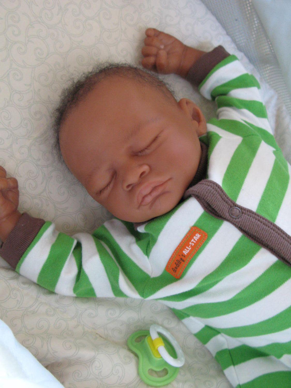African American Reborn Baby Dolls My Doll