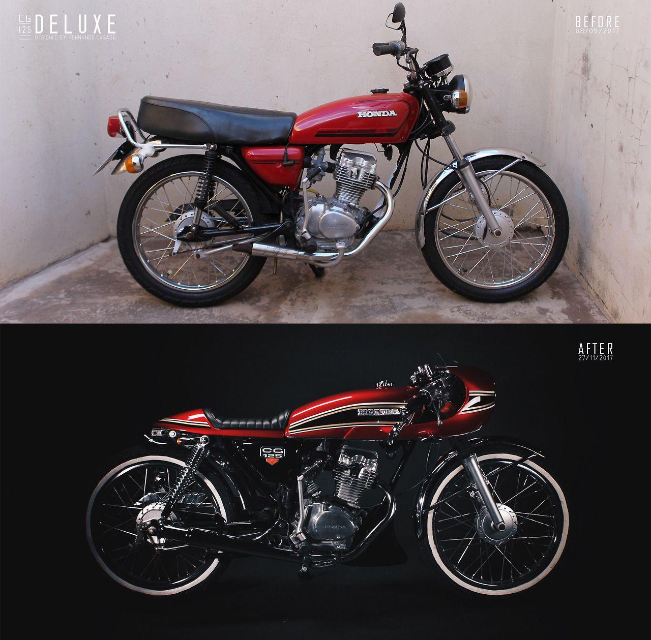 Eitherwayy Honda CG 125