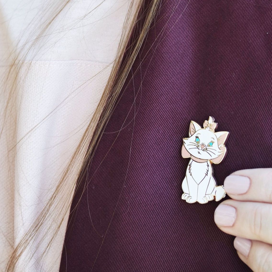 Pin's Marie