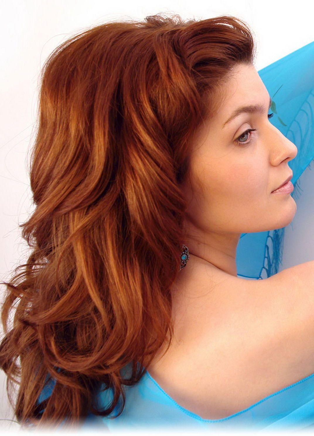 Trendy Elegant Hair Color Hairstyles Wallpaper Prom Hair Hair