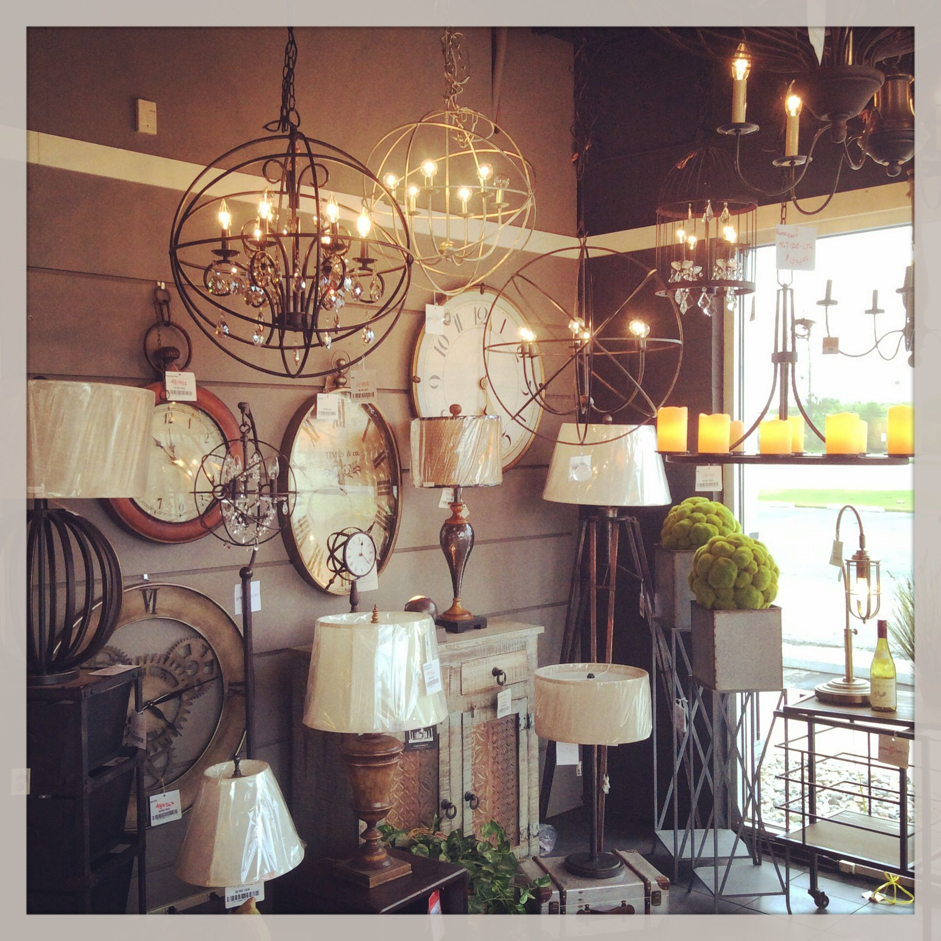 Come check out our restoration style chandeliers and lamps in our toledo oh showroom