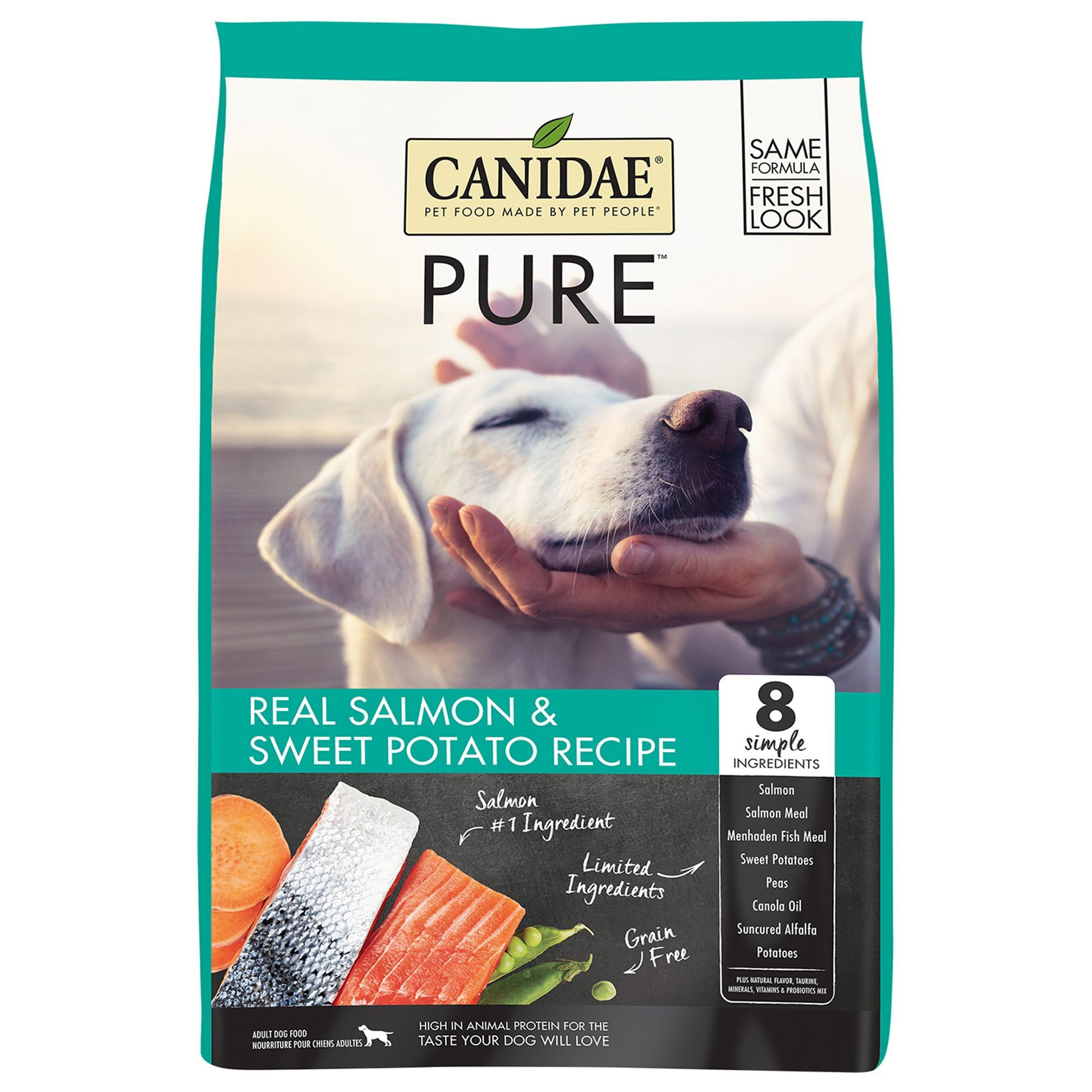 Canidae Pure Dog Food Limited Ingredient Natural Grain Free