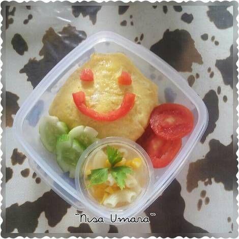 Resep Nasi Selimut Sup Jagung Macaroni Bekal Ceria Oleh Nisa Umara Resep Makanan Dan Minuman Makanan Macaroni