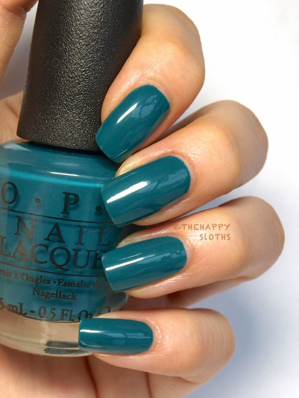 The Happy Sloths: OPI Brazil Collection S/S 2014 Nail Polishes ...