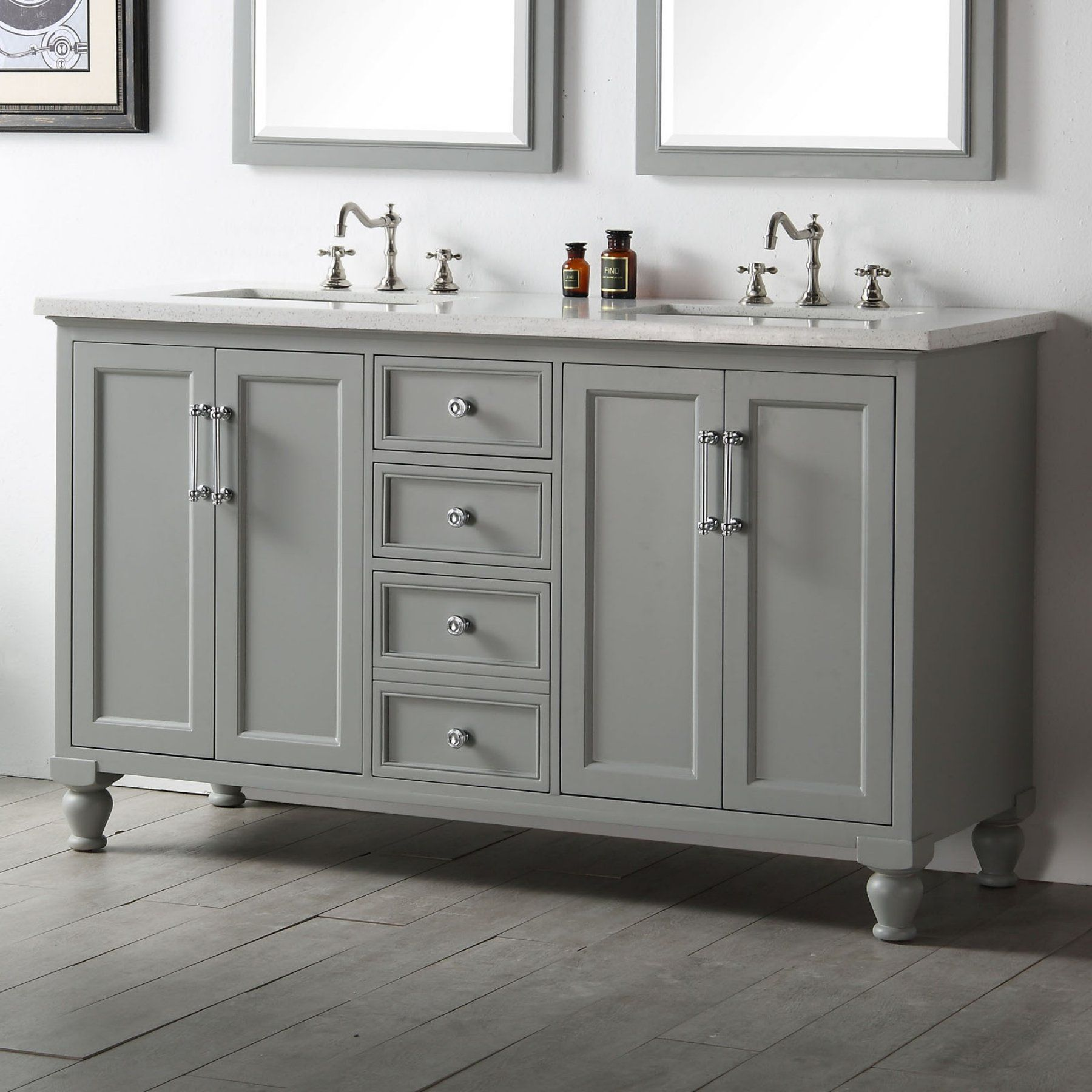 Legion wh free standing in dual vanity whe products