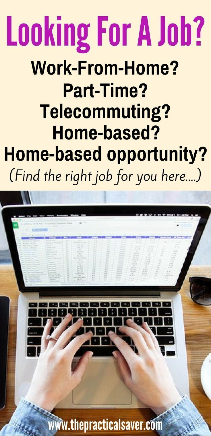 Looking for a job? Find out your perfect job here. work from home l ...