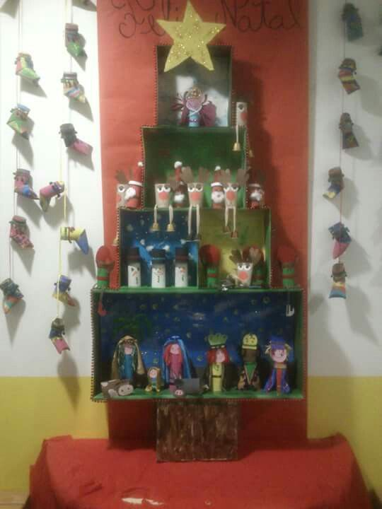 Árvore/Presépio Natal