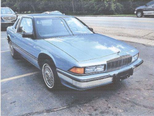 1989 buick regal fairmont mn 5192704645 oncedriven buick regal buick classic cars pinterest