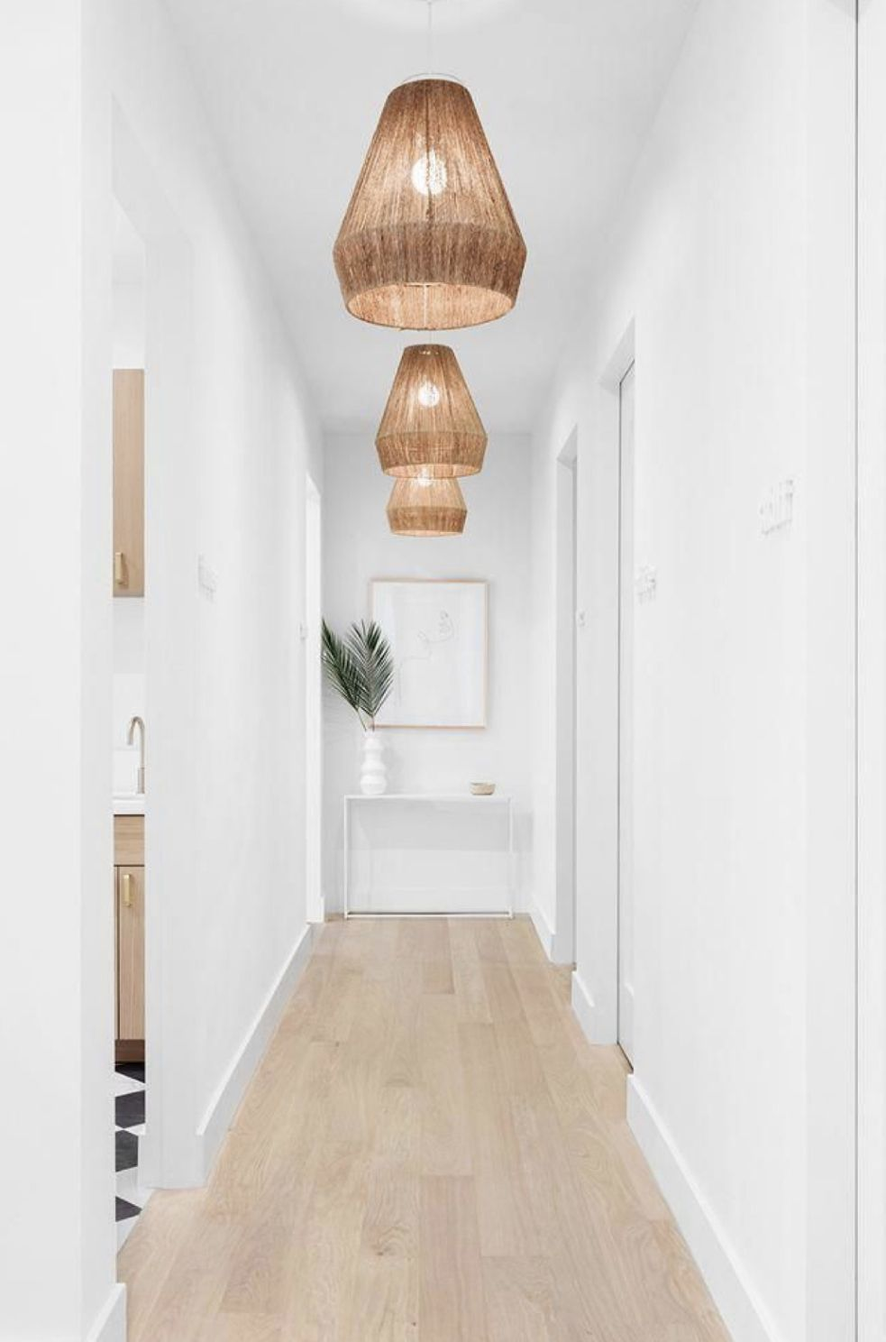 Pin By Susanne Kuster On Home Ideas Decor In 2020 Entryway Decor Modern Hallway Hallway Decorating