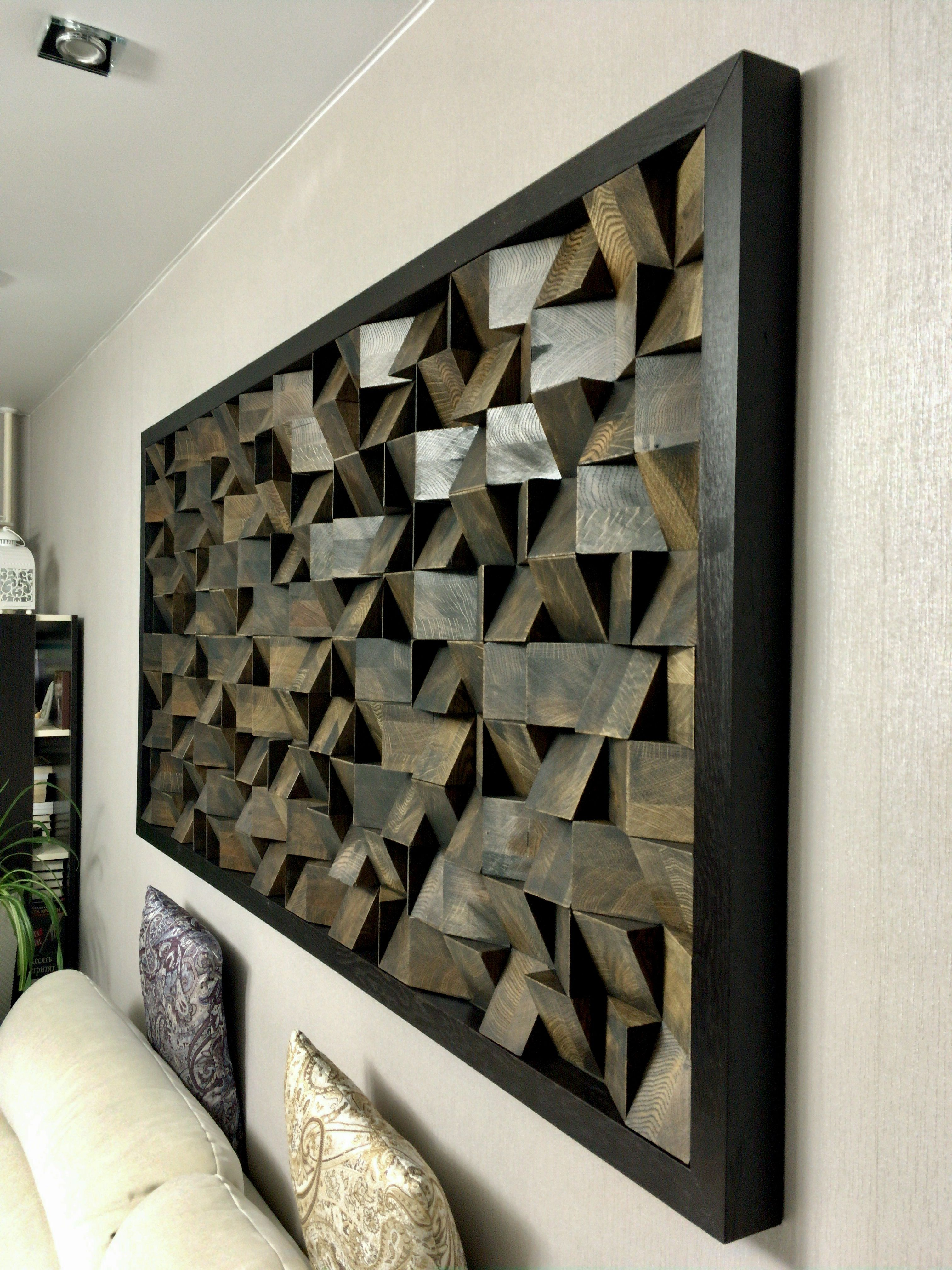 Pin By Carlo Ruth On Arch Int Finishes Decor Wooden Wall Art Interior