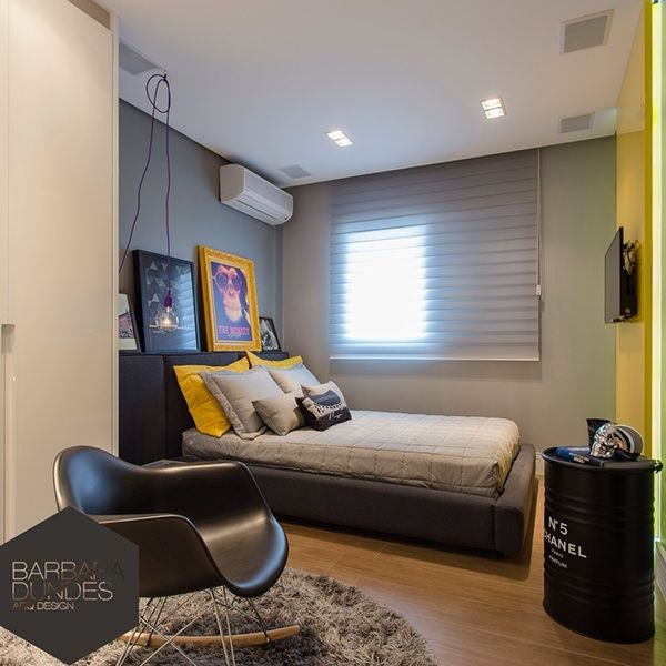 This Is A Young Man Bedroom Designed For An Engineer