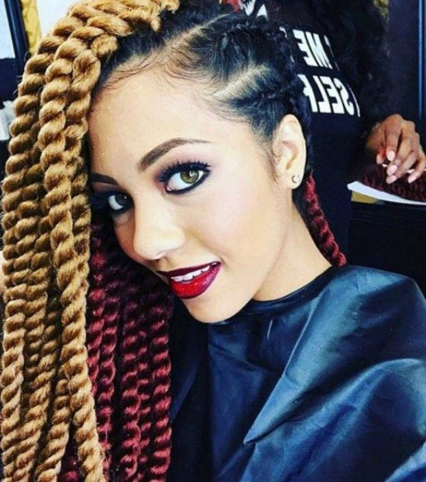 awesome Mode tresse africaine 2017. Coiffure mode