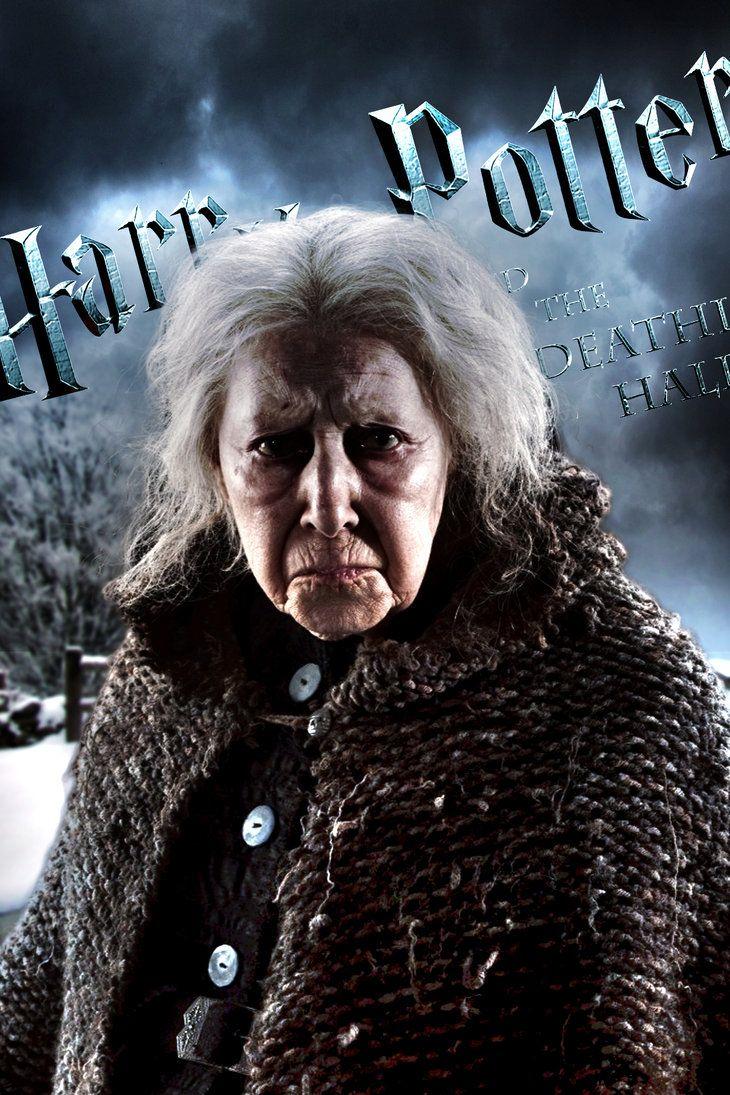 Hpdh Bathilda Bagshot By Lifeendsnow Harry Potter Characters Harry Potter Obsession Harry Potter 2001