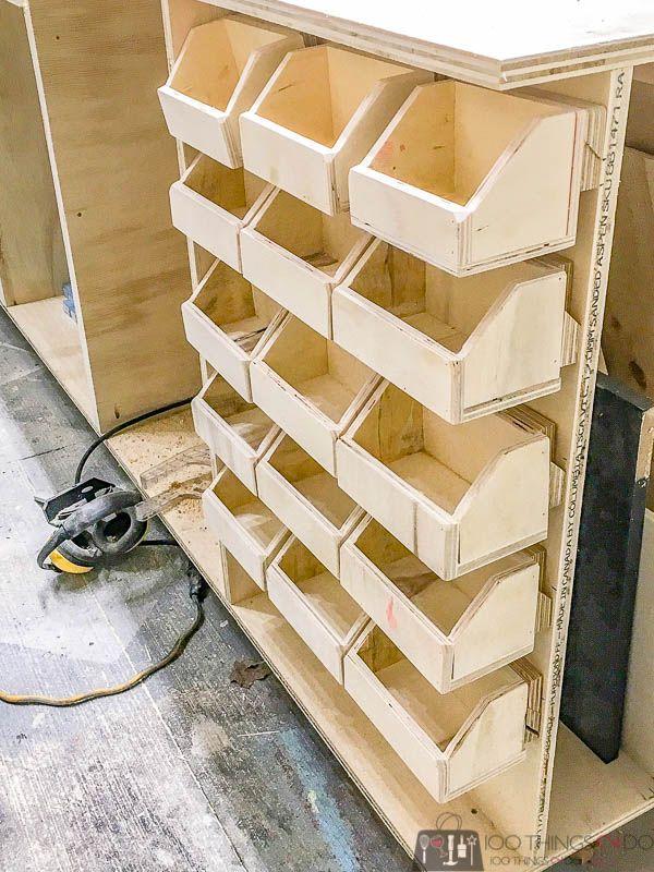 OrganizeThis - Small parts bins