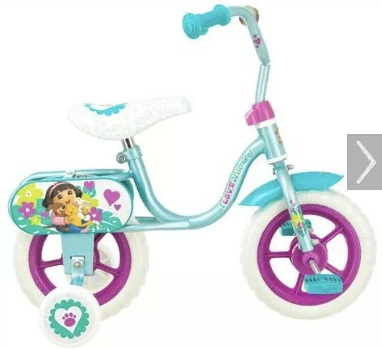 Sponsored Ebay Pick Up Only Dora Pet Bicycle Light Blue 10