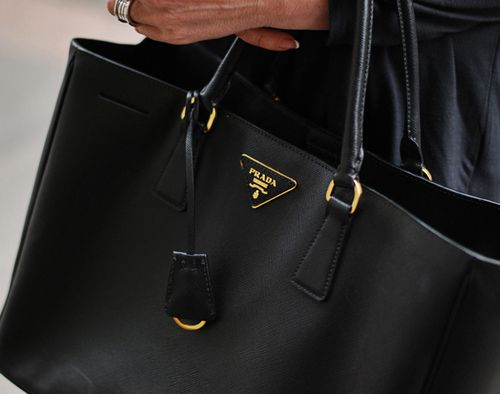 Prada Classic Timeless Great Investment Bag