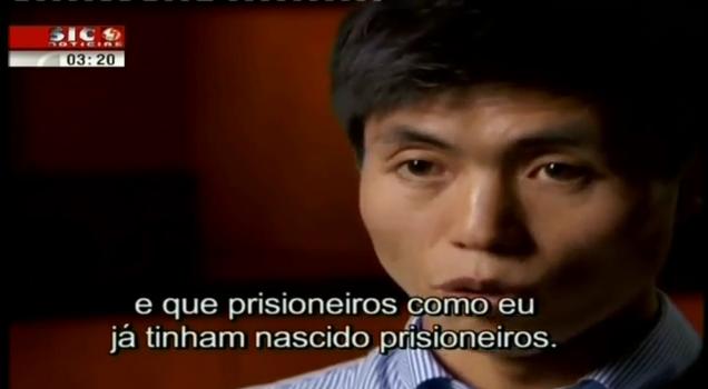 Superficção: Testemunho de ex-habitante da Coreia do Norte