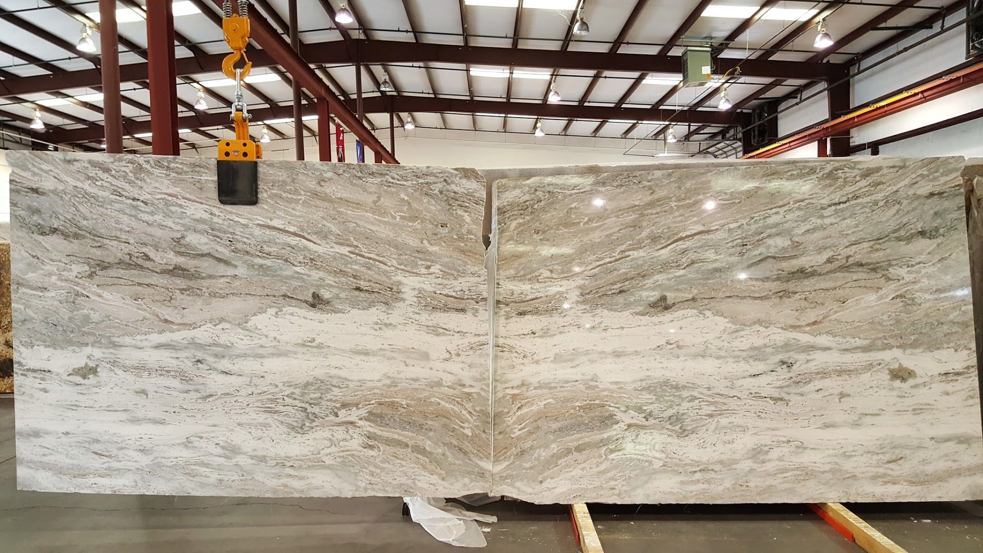 Ocean Beige Quartzite Countertops In Columbia South Carolina Available At Slabs And Install