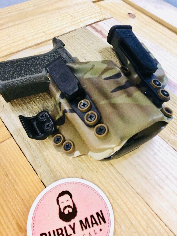 Poly 80 PF940C Glock 19 with Olight PL Mini Valkyrie