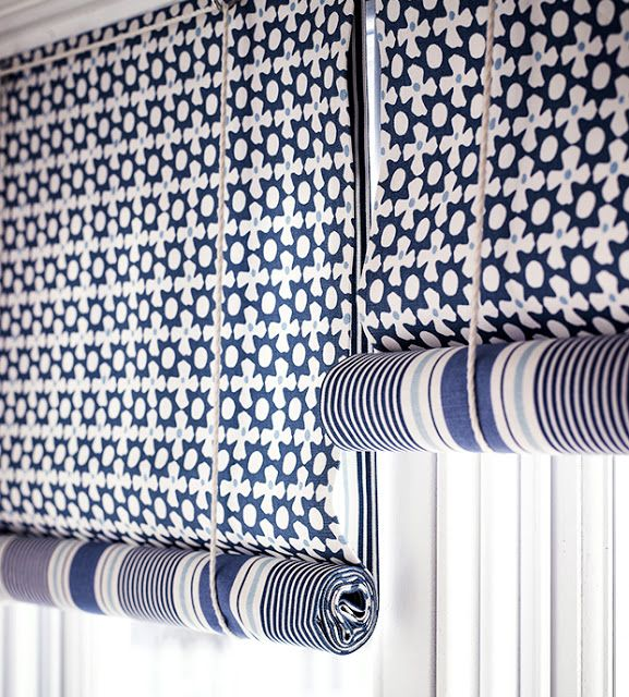 Decor On The Subject Of Swedish And Roll Up Blinds