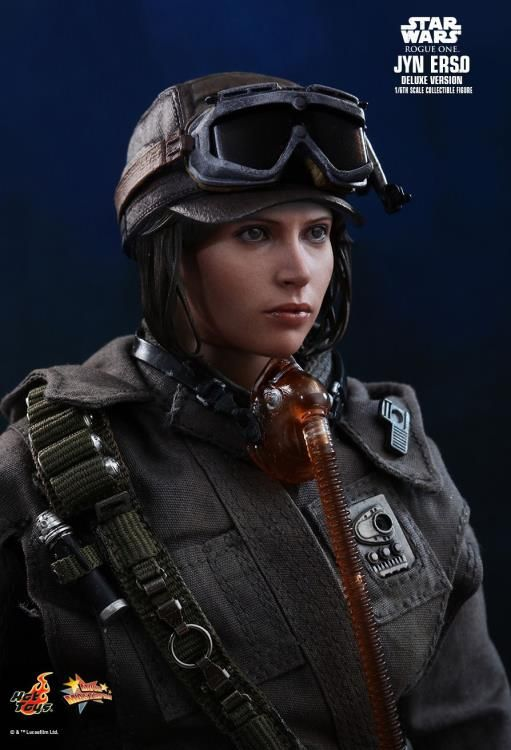Bbts Rogue One A Star Wars Story Mms405 Jyn Erso Deluxe Ver