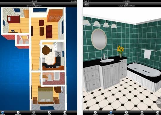 7 tablet apps for the interior designer in you Home Decor ...