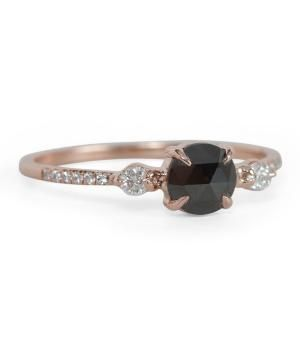 Catbird::shop by category::JEWELRY::Wedding & Engagement::Odile the Swan, Supreme