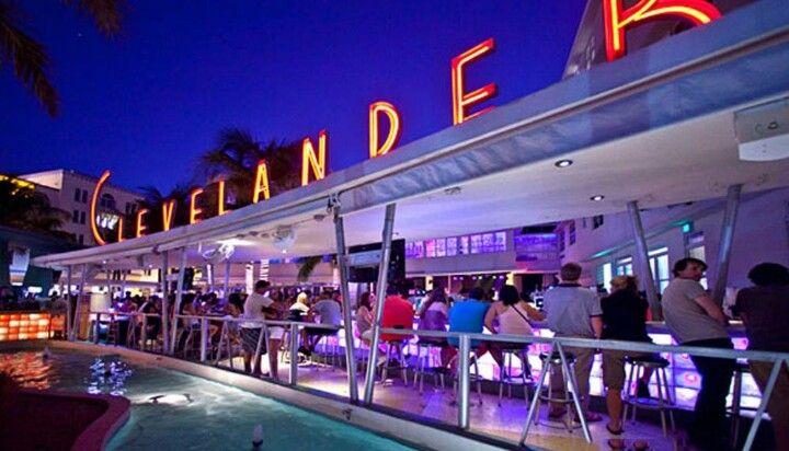 Clevelander Hotel South Beach Miami Fl