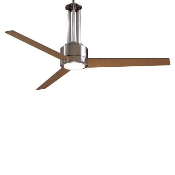 """56"""" Flyte 3 Blade Ceiling Fan with Wall Control"""