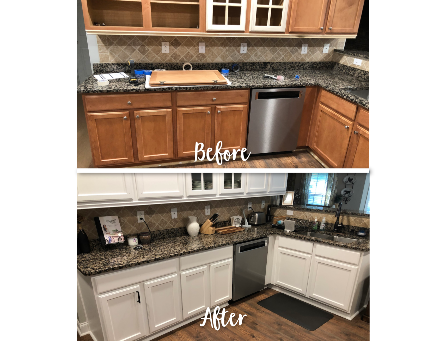We love this transformation! Call us for the highest ...