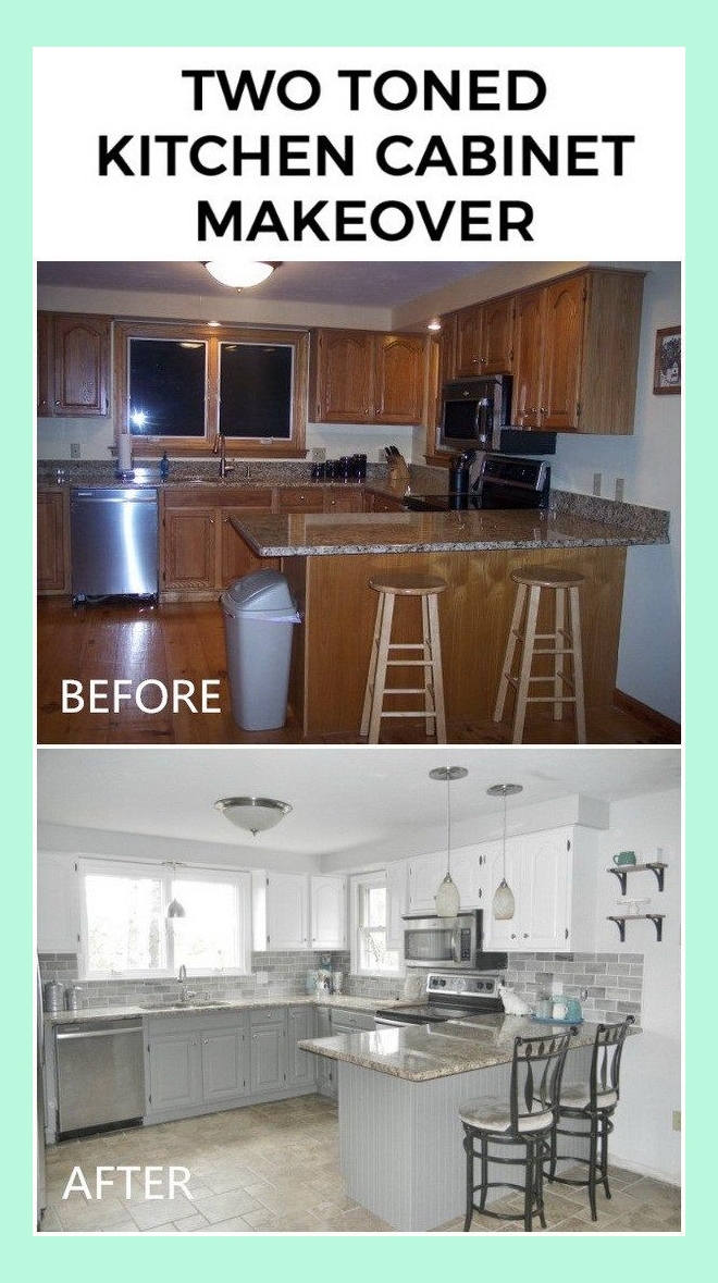 35 Awesome Diy Kitchen Makeover Ideas Kitchenremodel Kitchen