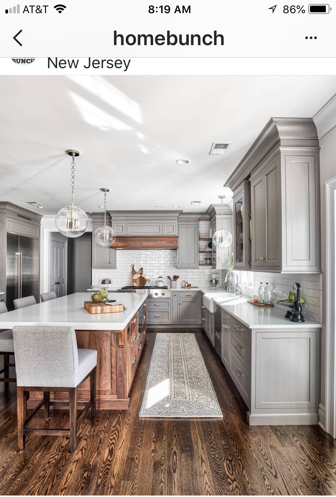 Love the wood floors home in pinterest kitchen house and