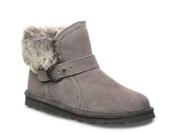 Women Koko Snow Boot -Grey