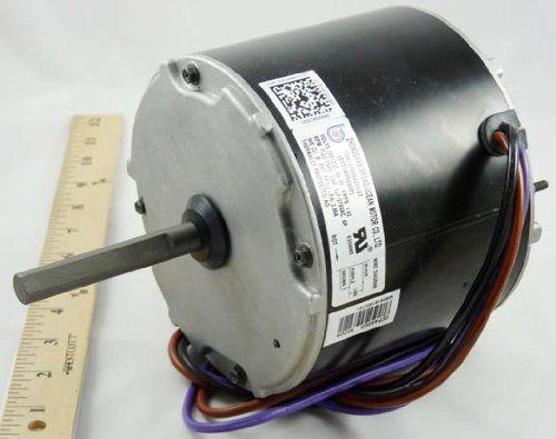 Oem Upgraded Goodman 1 6 Hp 230v Condenser Fan Motor 0131m00060 Fan Motor Electric Motor For Bicycle Electric Motor