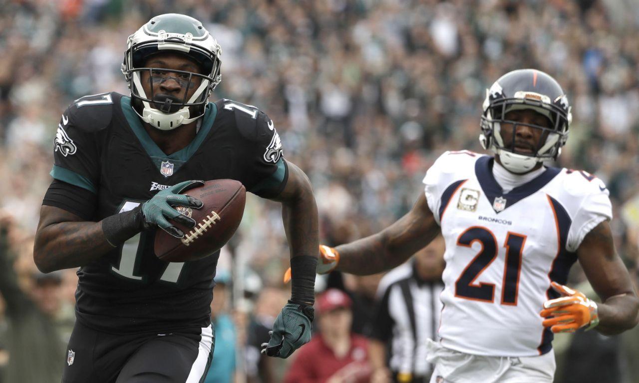 Alshon Jeffery guarantees a Philadelphia Eagles Super Bowl win